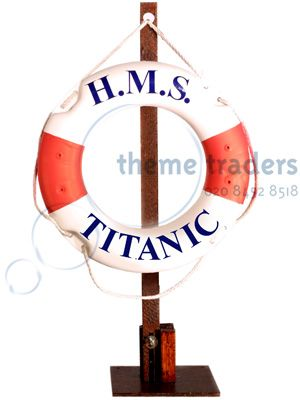 LIfe Buoys on Stands Props, Prop Hire