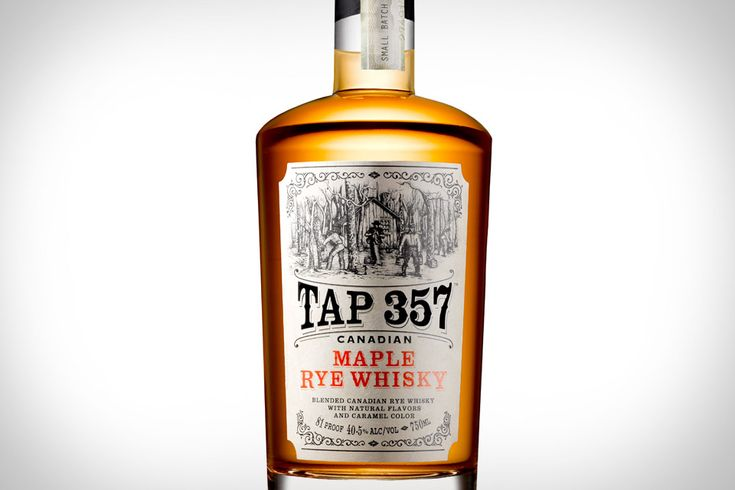 Tap 357 Canadian Maple Rye