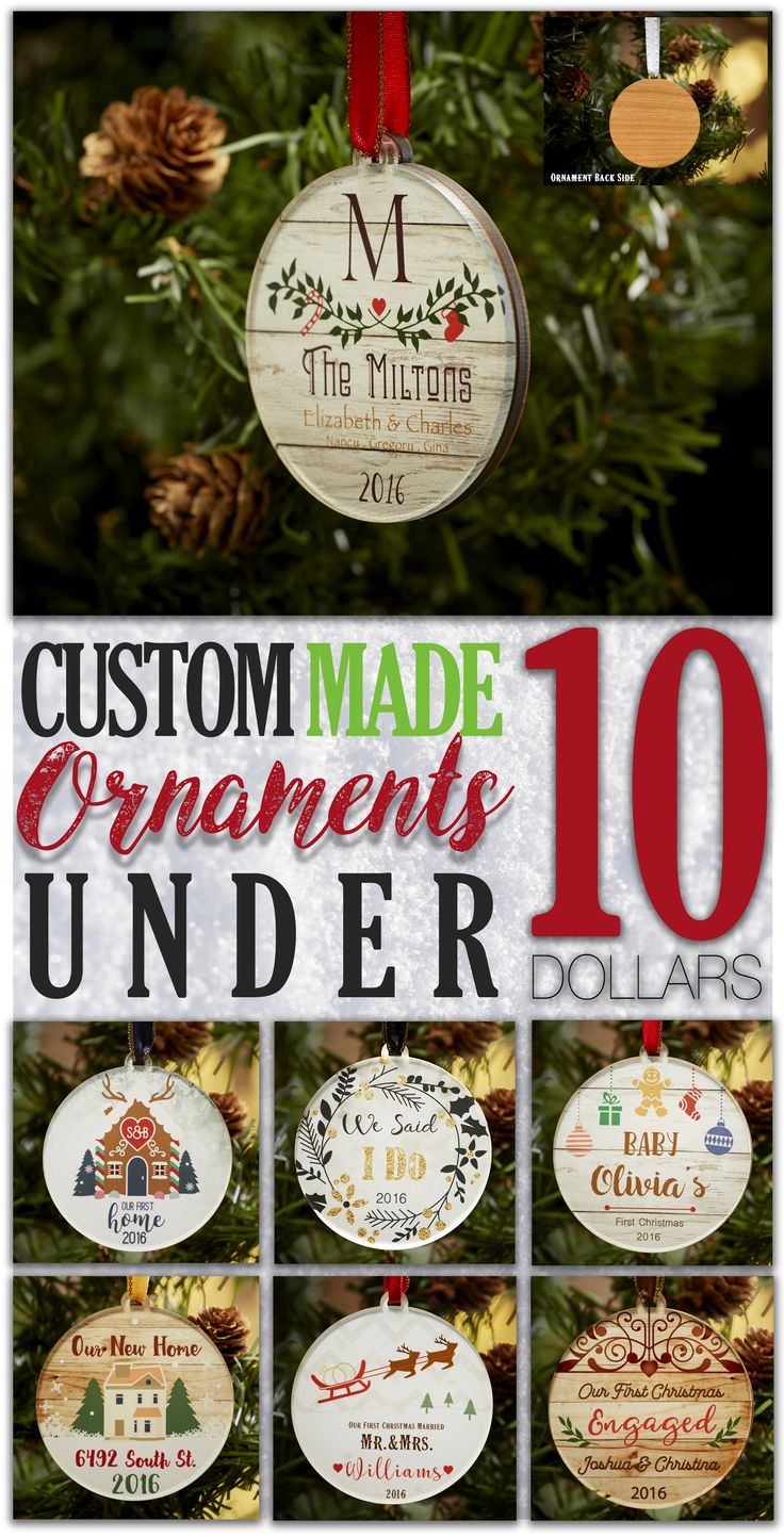Diy christmas ornaments for newlyweds - Find This Pin And More On Christmas Ornaments