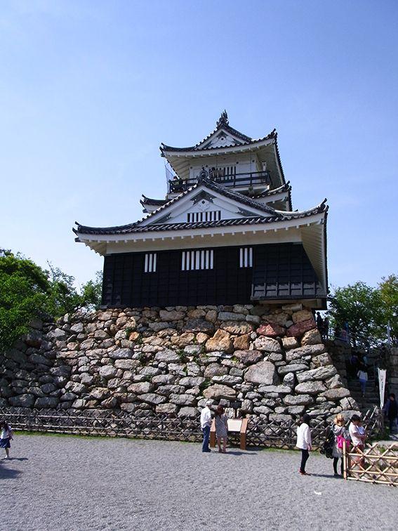 井伊谷から浜松に戻って、最後に浜松城!^^