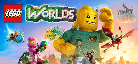 Experience a galaxy of Worlds made entirely from LEGO bricks. EXPLORE gigantic landscapes, DISCOVER countless surprises, and CREATE anything you can imagine by building with LEGO bricks.
