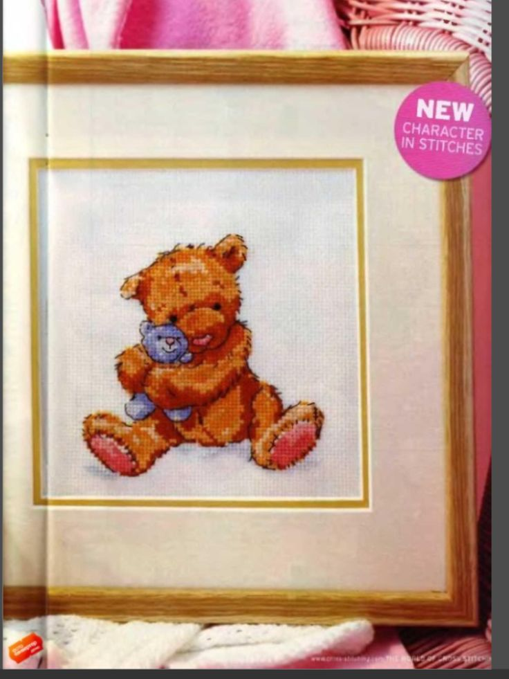 Special Huggs to Share The World of Cross Stitching Issue 141 September 2008 Saved
