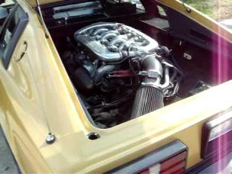 "Ultimate SHO Engine Swap? 1980 Lotus Esprit with Ford SHO = ""SHOtus"" | DrivingEnthusiast.net"