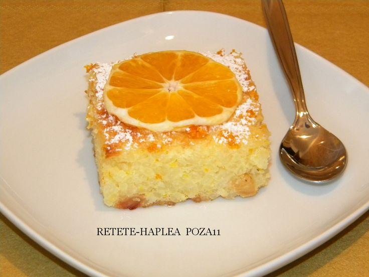 prajitura de orez cu portocale poza 11