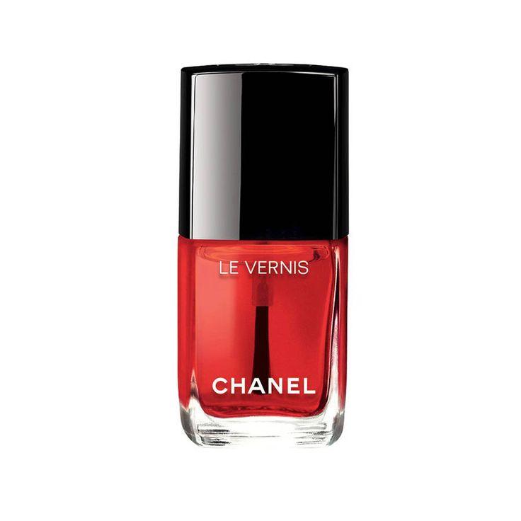 Le vernis Gloss Rouge Radical de Chanel, 25€