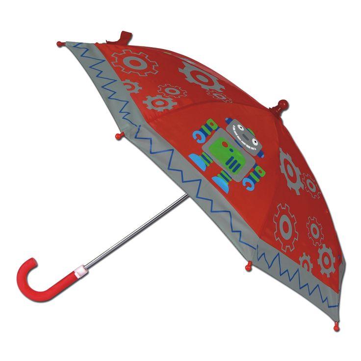 #Parasol dla chłopca #Robot, Stephen Joseph