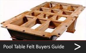 PoolFelt.com is your source for pool table felt for replacements or restorations. Review our beginners guide on how to recover your pool table!