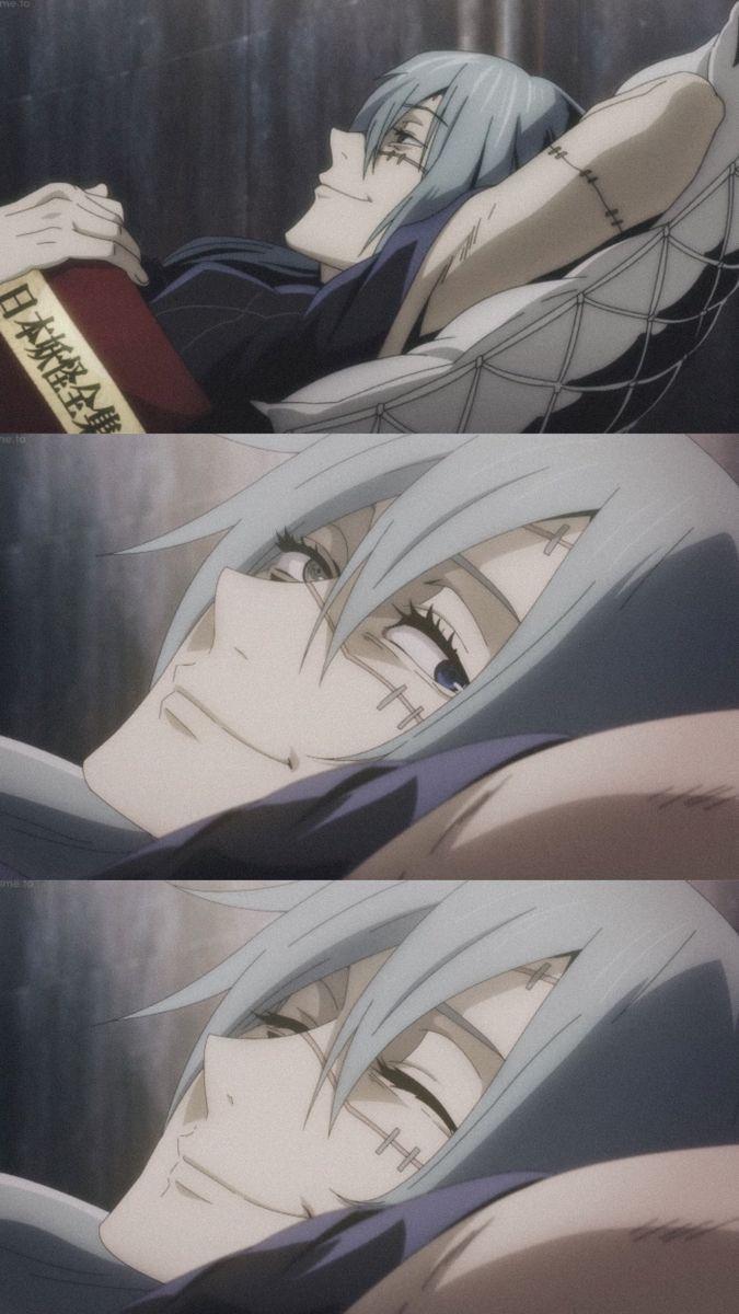 Mahito Jjk Jujutsu Anime Japanese Cartoon