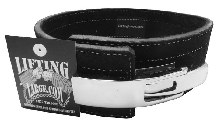Amazon.com : Powerlifting Belt with Lever Buckle - Weightlifting - Crossfit (3XL 51-57 inch waist) : Weight Lifting Belts : Sports & Outdoors