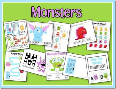 A website designed by two teachers-turned-stay at home mommas.  Designed printable Units and teaching ideas for the SAHM