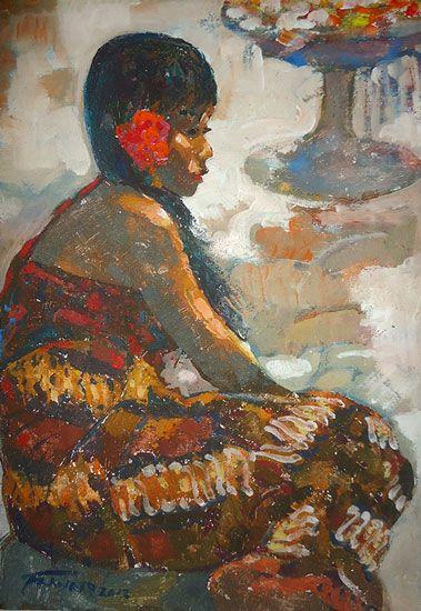 Pranoto - Gadis Bali
