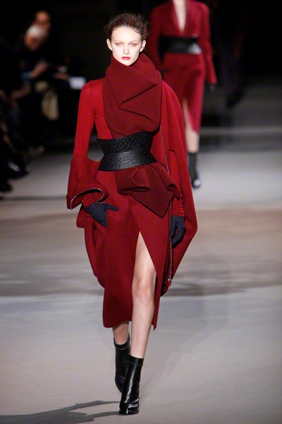 Haider Ackermann Fall 2012, Trend Report - Great Outdoors. <3