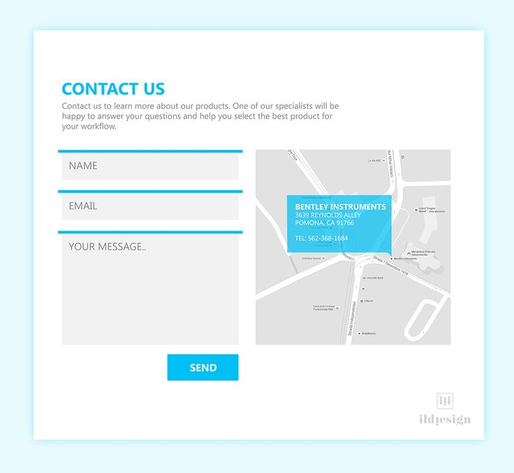Day 28: Contact form UI
