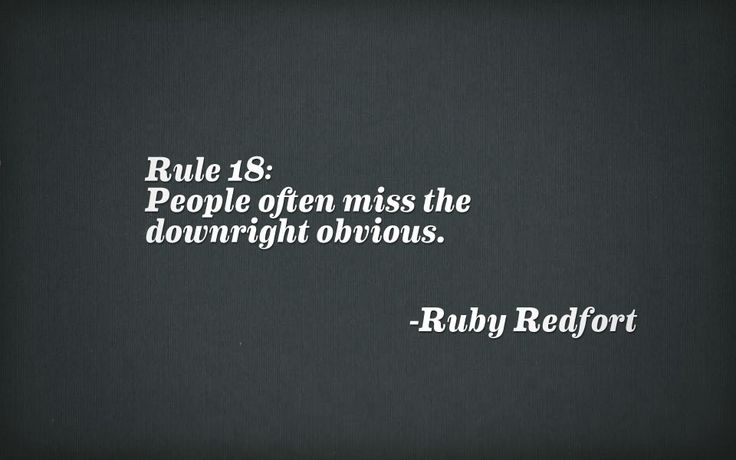 Rule 18