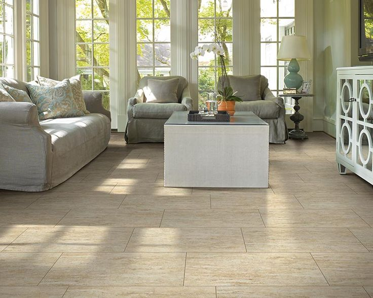 30 Best Beige Tile Flooring Images On Pinterest  Tile Floor Tile Prepossessing Tile Flooring Living Room Decorating Design