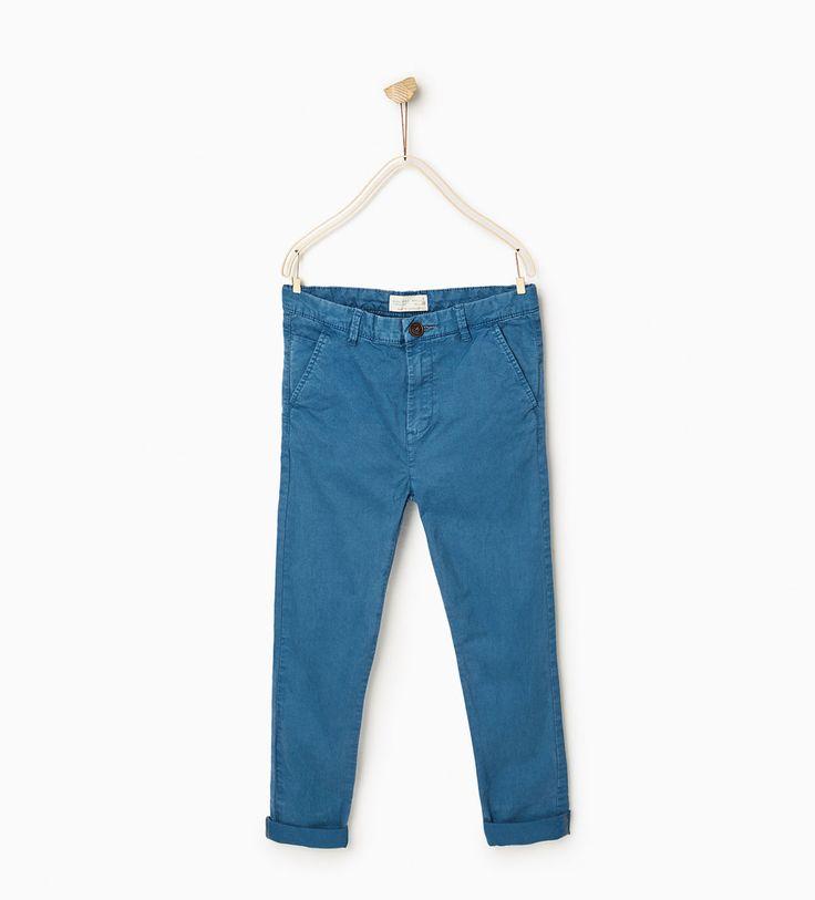 Image 1 de Pantalon chino de Zara