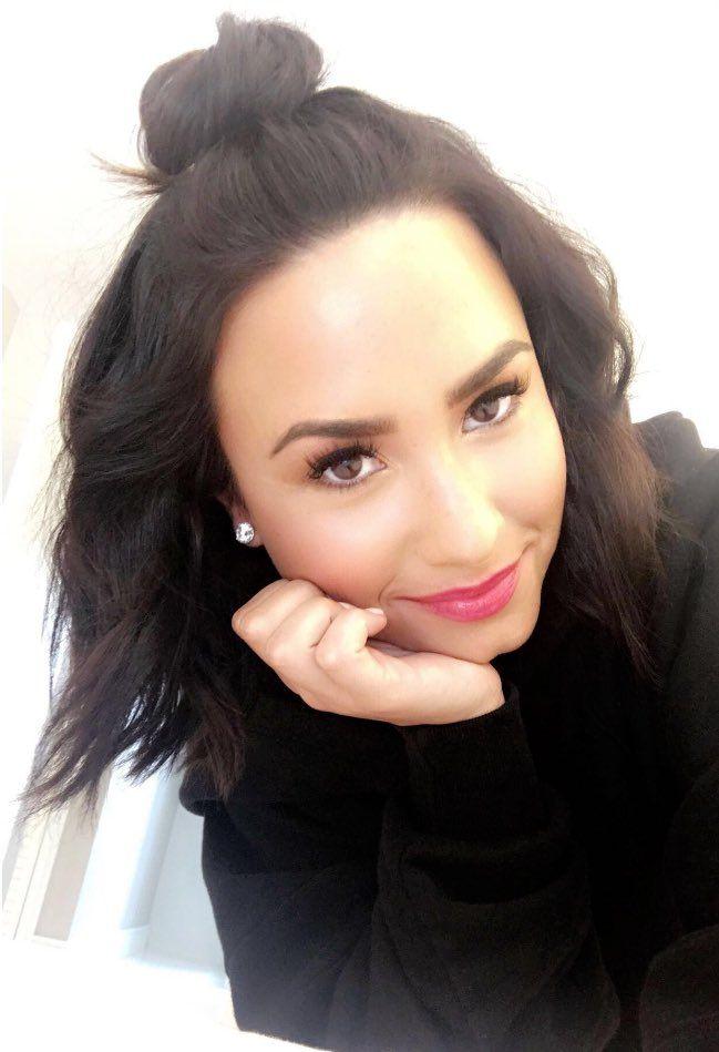 My sweetheart, Demi Lovato