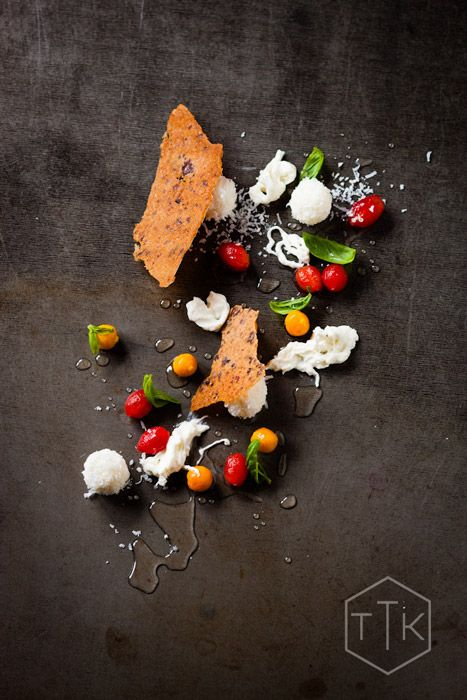 Lukes Caprese Salad - This salad will definitely keep you slim. Try this at #The Test Kitchen in Cape Town