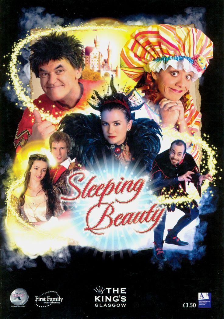 Sleeping Beauty starring Gerard Kelly and Karen Dunbar (2007/8)
