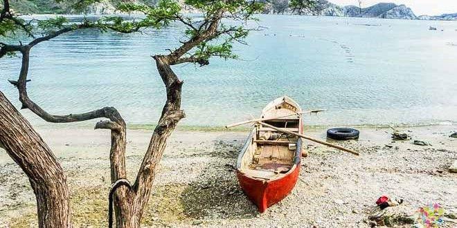 Taganga Colombia: playa, mar y buceo en Santa Marta