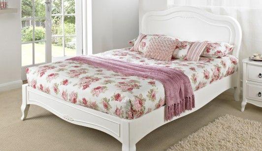Best Bensons For Beds Fleurette Wooden Bed Frame Bed Frames 640 x 480