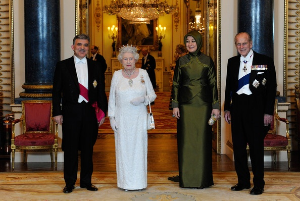 Duke of Edinburgh Photo - The President Of Turkey Abdullah Gul's State Visit To The UK