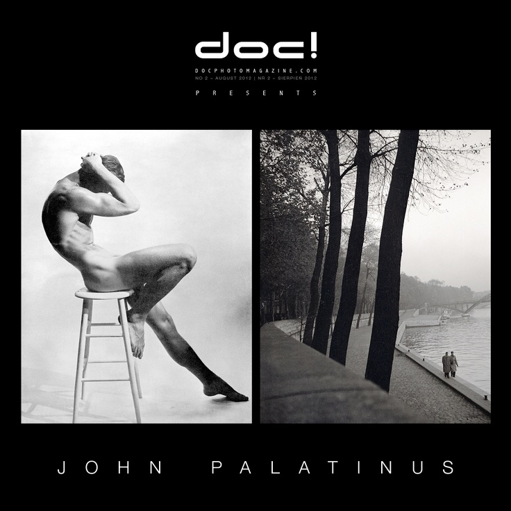 "doc! photo magazine presents:    ""Two faces of John Palatinus""  #2, pp. 31-61"