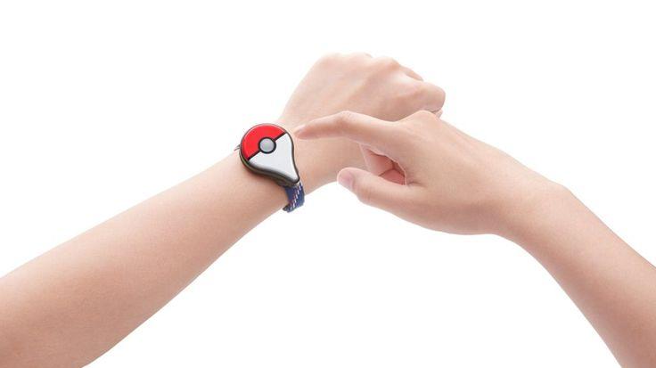 Pokemon Go plus bracelet. Check it out at http://amzn.to/2f8ld8k