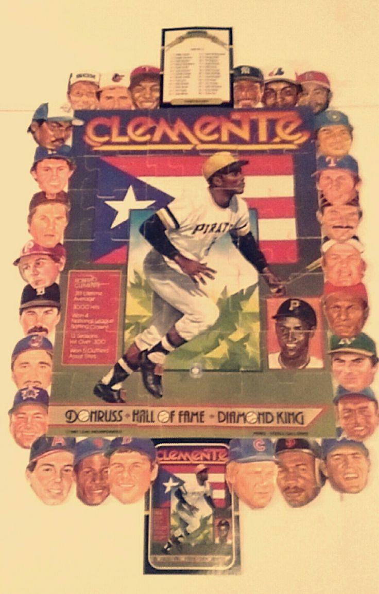 Mejores 9 imágenes de Baseball Card Mosaic Collages en Pinterest ...