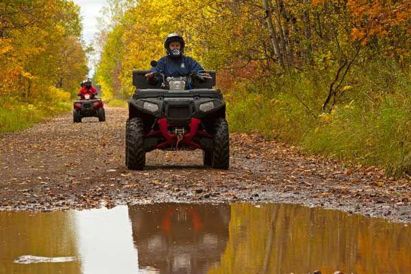 ATV Rental - Explore Minnesota | Four Wheelers