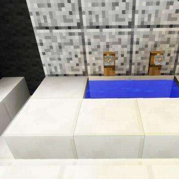 43 best minecraft furniture images on pinterest minecraft minecraft bathtub sciox Images