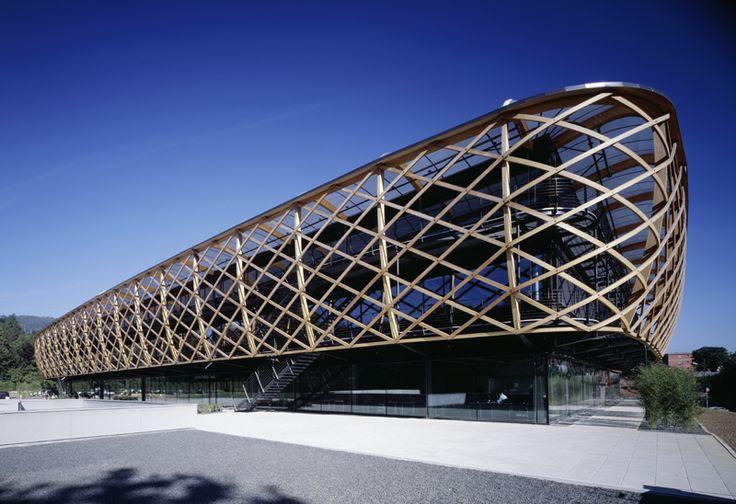 Hugo Boss Industries Strategic Business Unit, Coldrerio , Switzerland  ::Matteo Thun