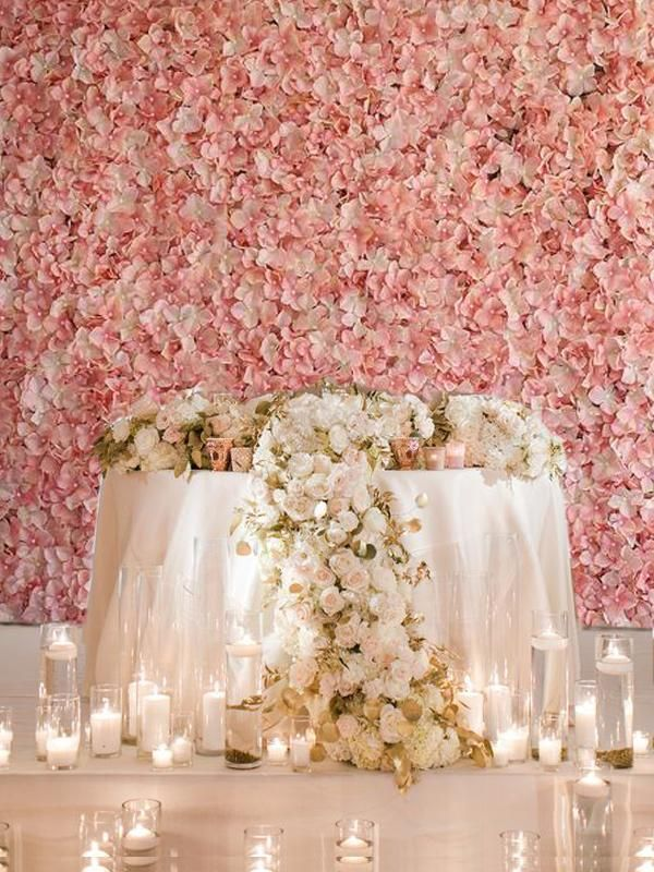 4 Pack Blush Artificial Faux Foliage Wall Mat Panel Efavormart Your Special Moment Is Everything Fo Flower Wall Wedding Flower Wall Backdrop Wall Backdrops