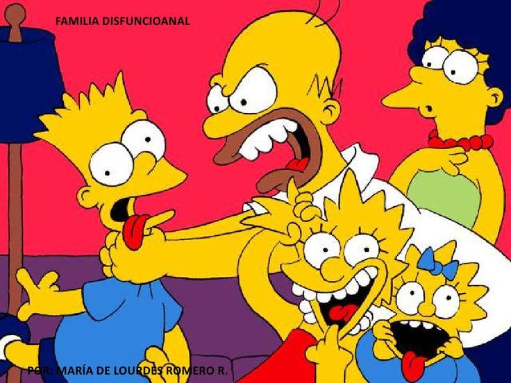 Familia disfuncional by lourdes_romero via slideshare