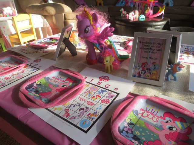 The Wagner Bulletin: How to: Throw An Affordable My Little Pony Party (Free Printables)