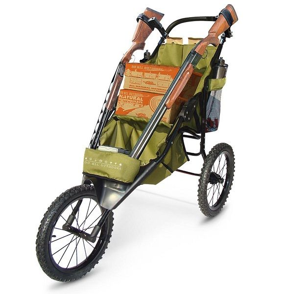 Bug Out Transport Option: The Gun Buggy