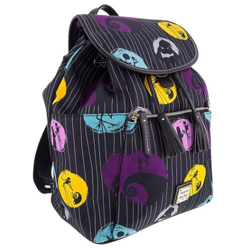 Backpack - Nightmare Before Christmas - Disney Collaboration Purses Bags Crossbody Stachel Disney Collab Purse Jack Skellington