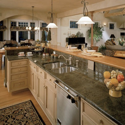 Open Concept Floorplan Design, Pictures, Remodel, Decor and Ideas - page 6