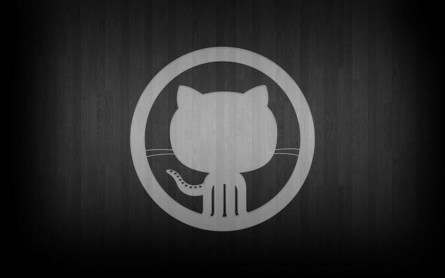 Pretty sic dark scheme of the Github logo.