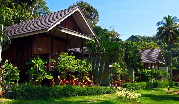 Your idyllic holiday bungalow at Away Koh Kood