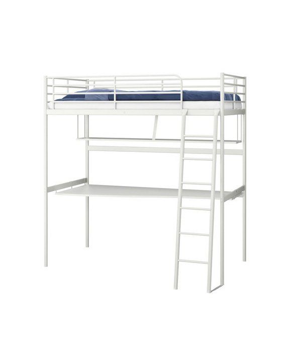 Ikea Tromso We Have The Bed Want The Desk And Shelf To Go