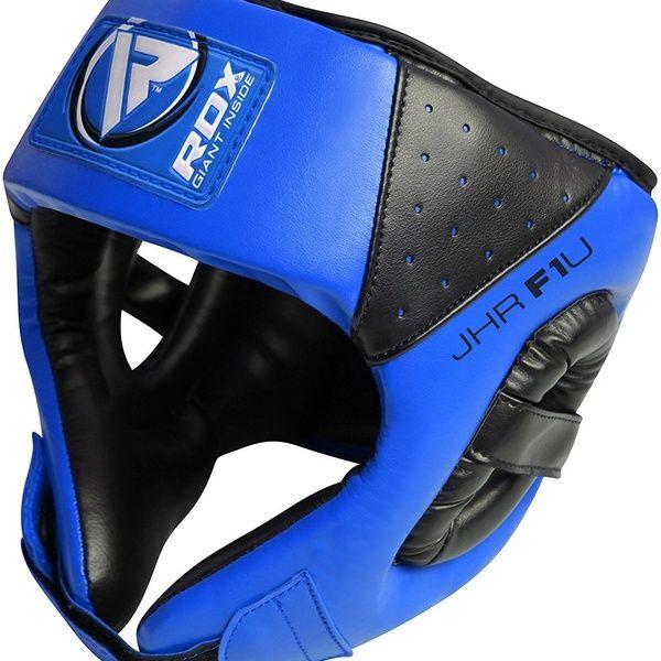 Kids Head Guard Kick Boxing MMA Martial Arts Training Junior Face Safety Helmet