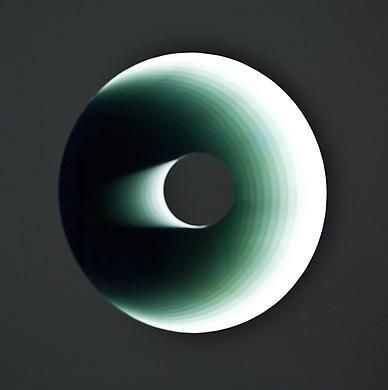 Adam Belt - Incredible infinity mirror instalation
