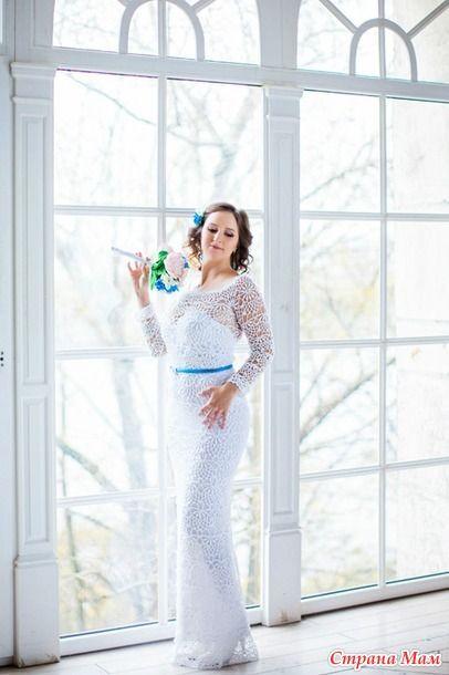 Началось все с узора http://www.stranamam.ru/ я в него просто влюблена, уже несколько вещей связала. В этом году у нас с мужем 2 годовщины-10 лет вместе и 5 лет со дня свадьбы.