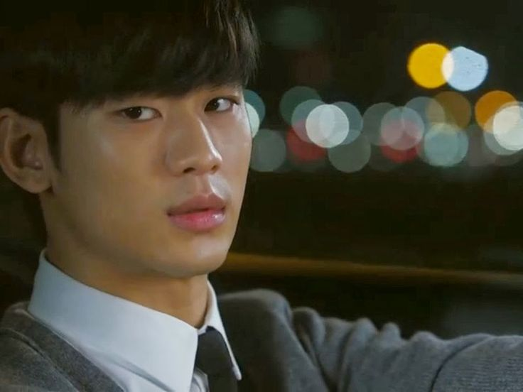 """Kim Soo-Hyun in """"You Who Came From the Stars"""""""