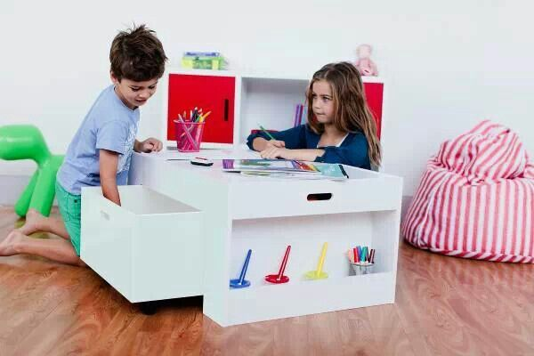 This would be great in a toy room
