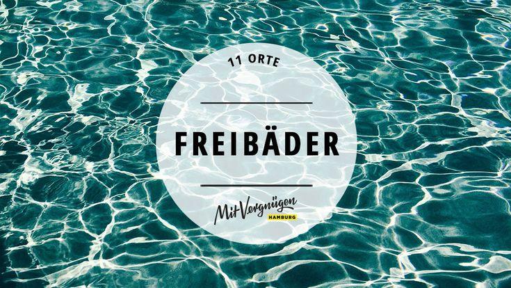 Irgendwann ist der Sommer auch in Hamburg angekommen – der beste Plan für 25 Grad plus: im Freibad planschen gehen!
