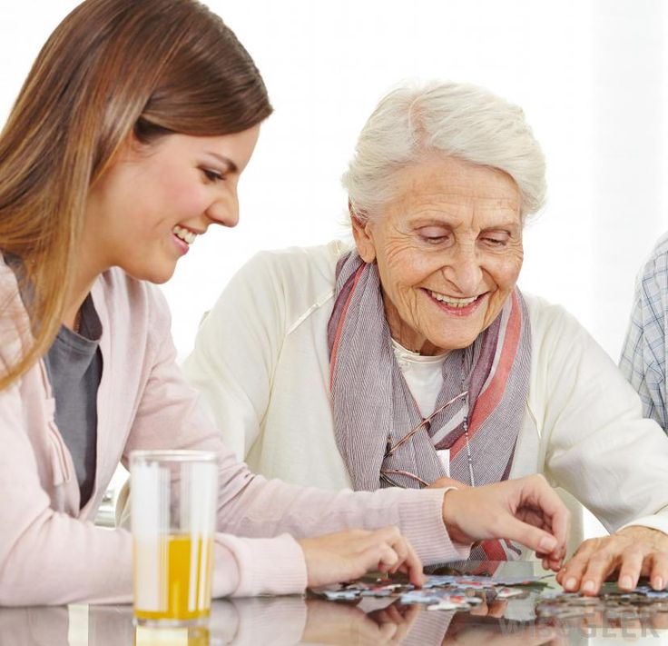 What Does a Nursing Home Activity Director Do? (with pictures)
