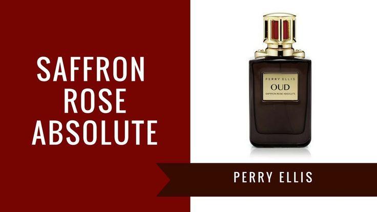 Perry Ellis Oud Saffron Rose Absolute