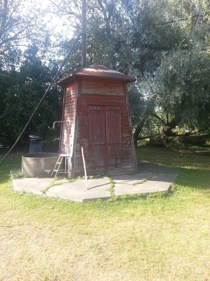 An old well in Lapinlahti park.